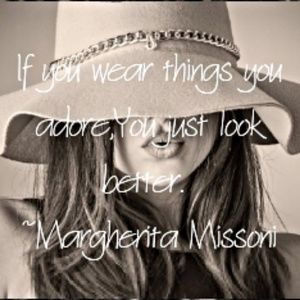 Accessories - Wear what you love!